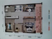 佤山凤城两房公寓,是小两口或一家三口的不二选择。